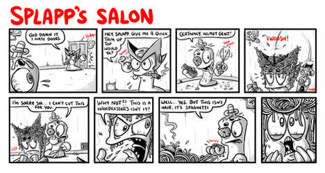 Splapp's Salon 2