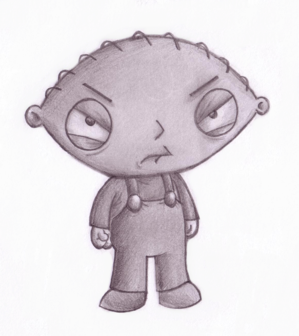 Stewie Griffin by Splapp-me-do