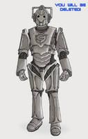 Cyberman by Splapp-me-do