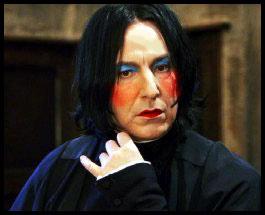 Snape the Drag Queen? by brwneyedotaku