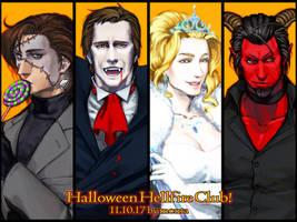 Halloween Hellfire Club by daimon560