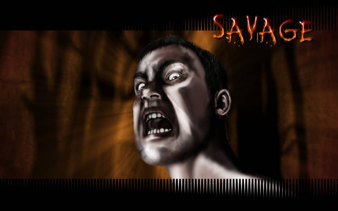 savage wallpaper by nossers ...