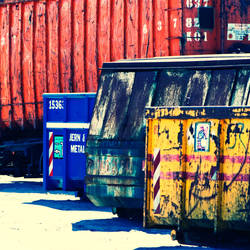 Urban Containers by Madambond