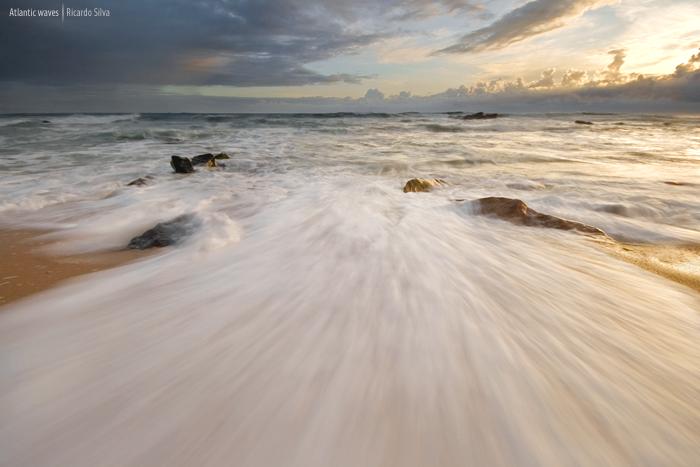Atlantic Waves by Rykardo