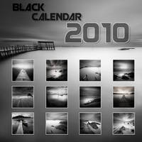 Black Calendar 2010 by Rykardo