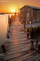 Enlightened Pier by Rykardo