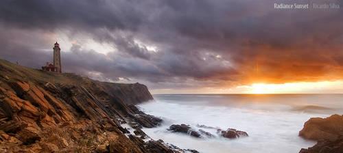 Radiance Sunset by Rykardo