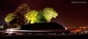 Circle Light by Rykardo