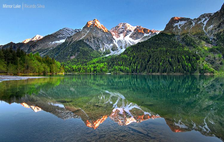 Mirror Lake by Rykardo