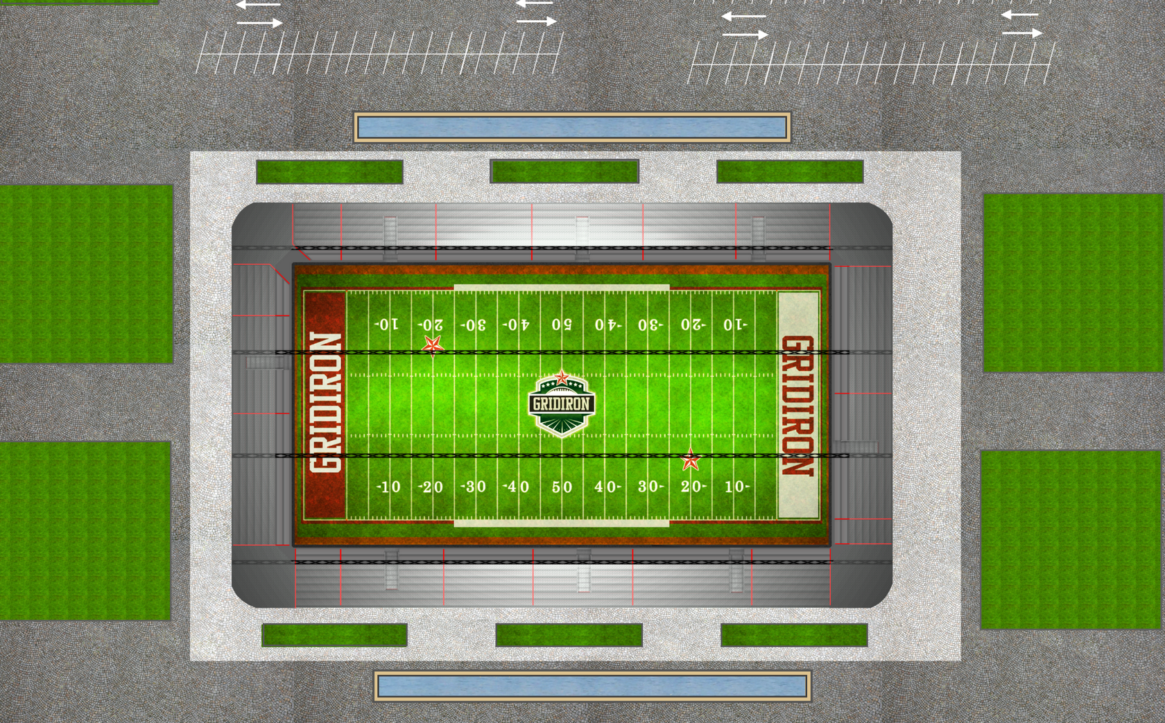 american football stadium by sardonicbeholder on deviantart american football stadium by