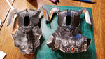 Egil Papercraft Update 2 by TheSkywardSword100
