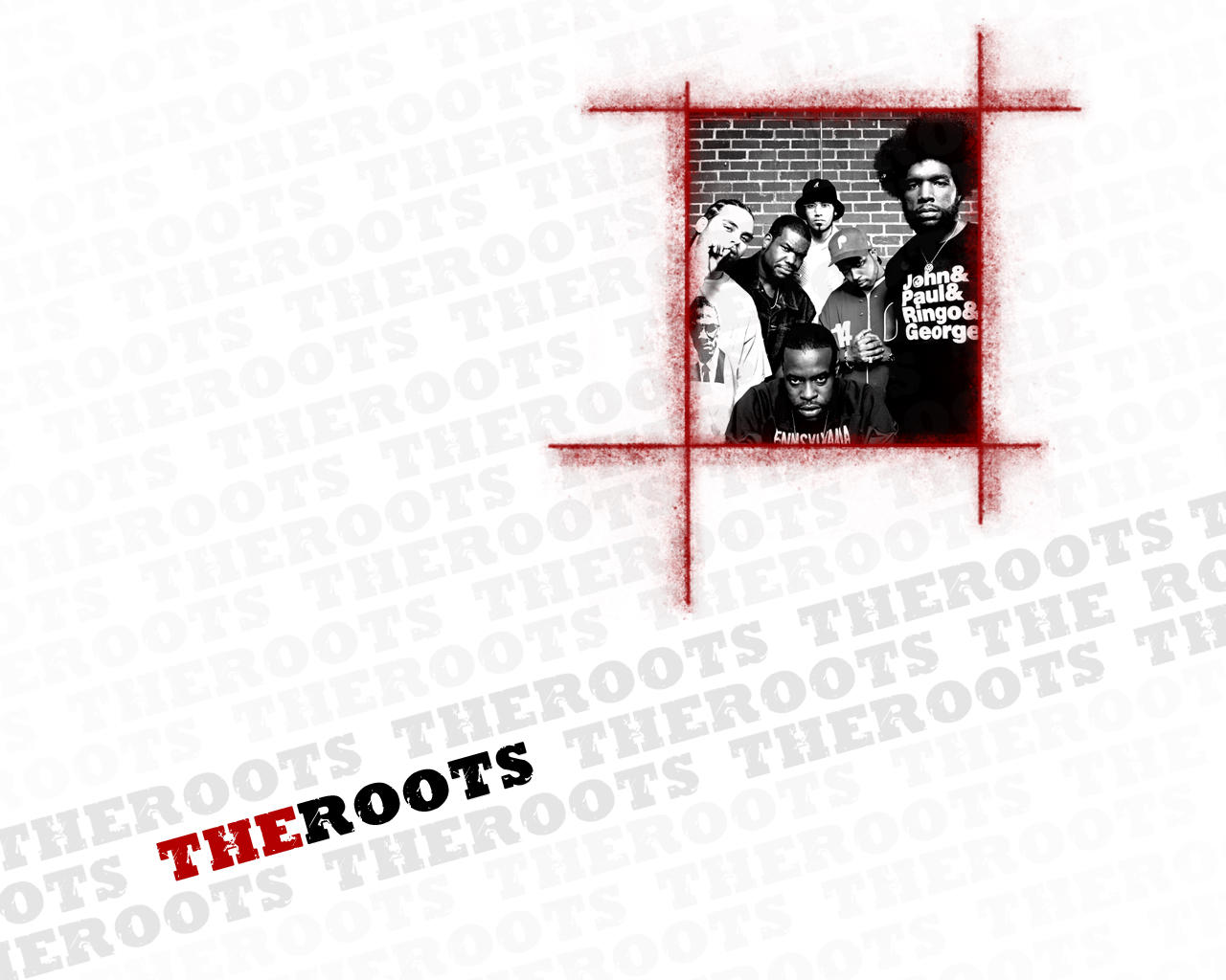 + the roots. by tomson