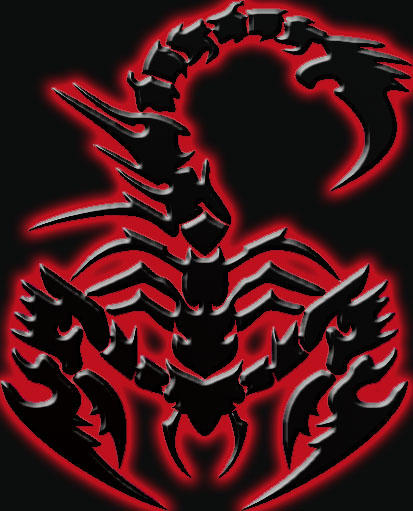 Red scorpion wallpaper - photo#30