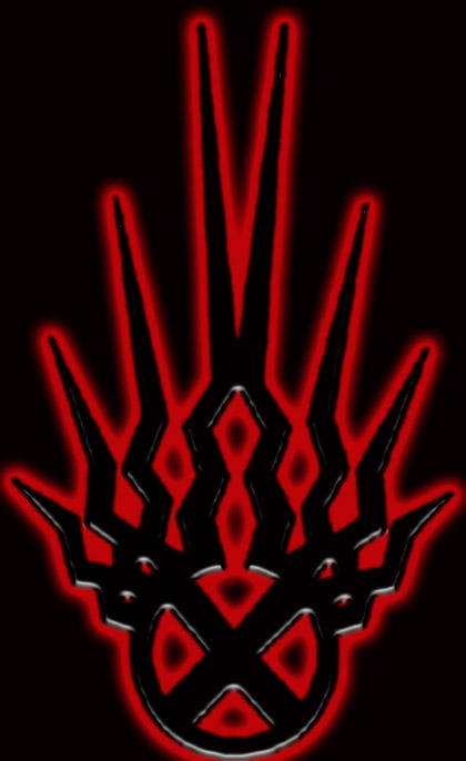Black Iron Static X Logo By Rayfire On Deviantart