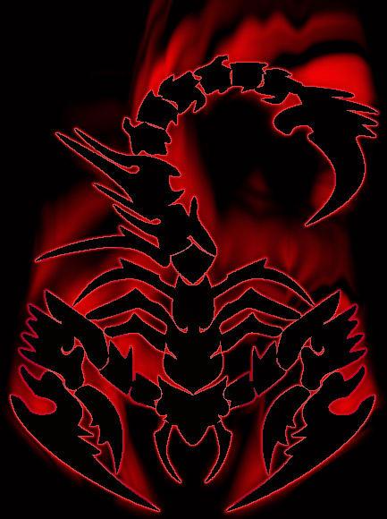 scorpion redfire by rayfire on deviantart
