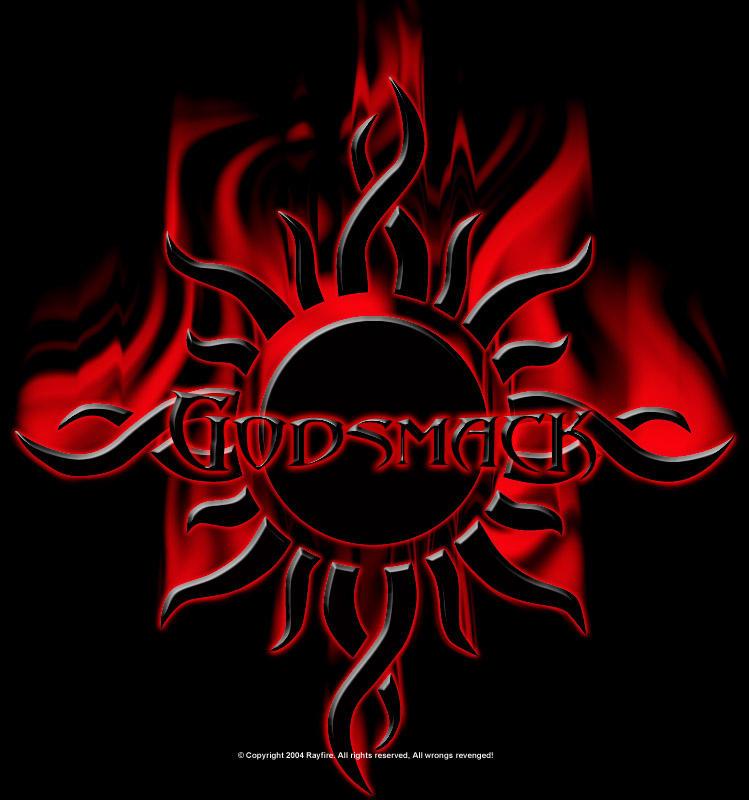 godsmack logo tattoo redfire godsmack logo revision