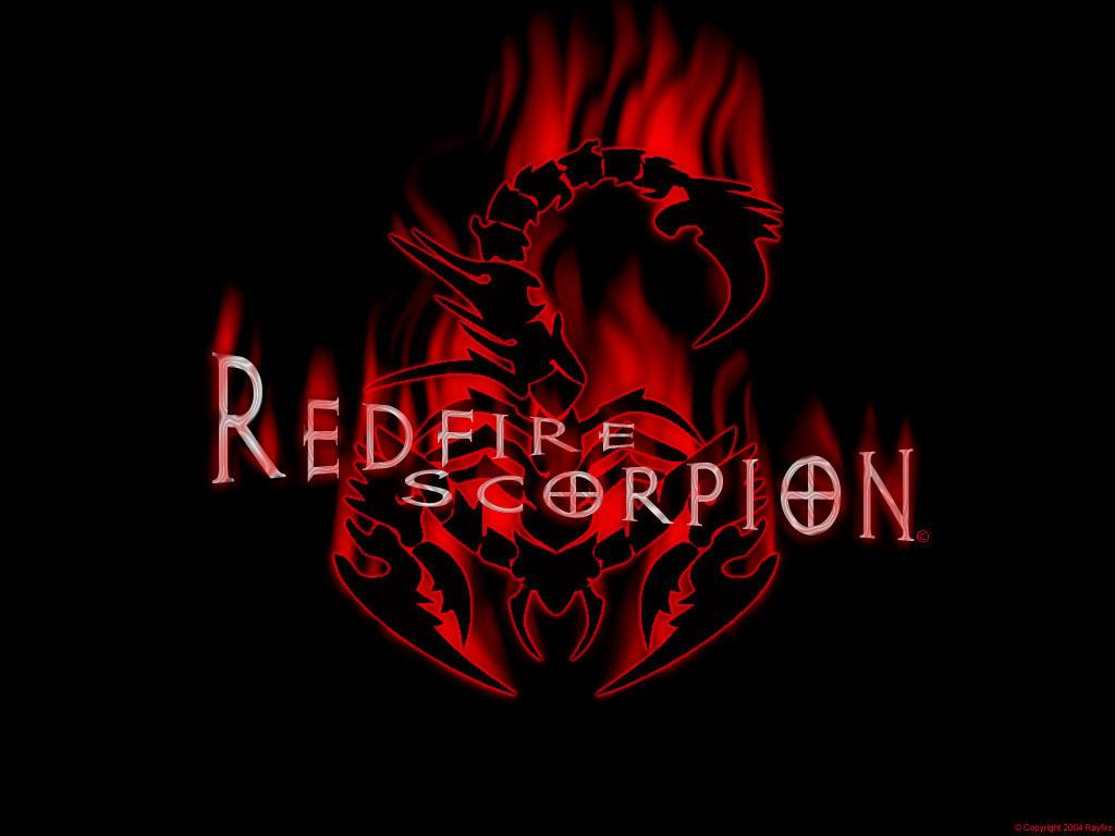 Redfire Scorpion Wallpaper By Rayfire