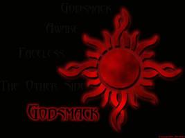 Clouded Godsmack Sun by Rayfire