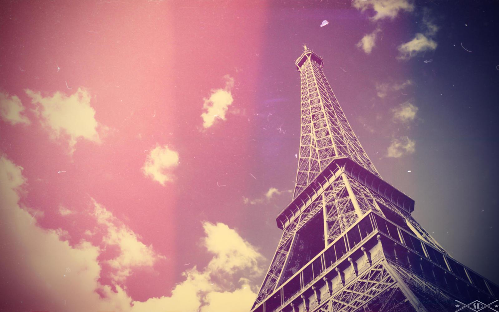 vintage eiffel tower tumblr - photo #20