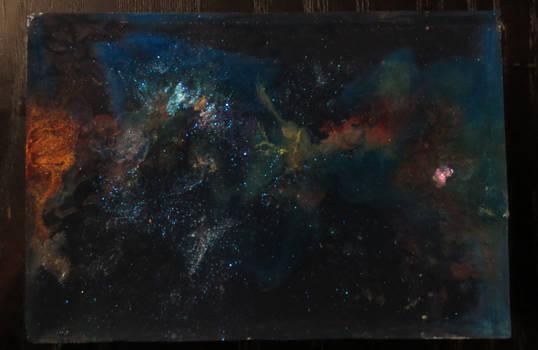 Interstellar soap