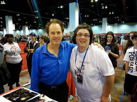 Me and Raphael Sbarge :)