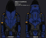 garrus hoodie  - give me your input!