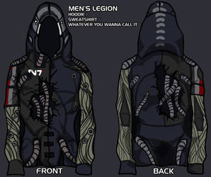 legion hoodie - give me your input! by theredshewolf