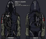 legion hoodie - give me your input!