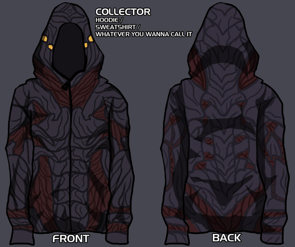collector hoodie - give me your input! by lupodirosso