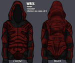 wrex hoodie - give me your input!