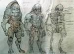 anatomy of a krogan