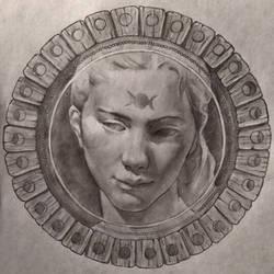 goddess and moon cycle