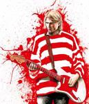 Portrait - Kurt Cobain