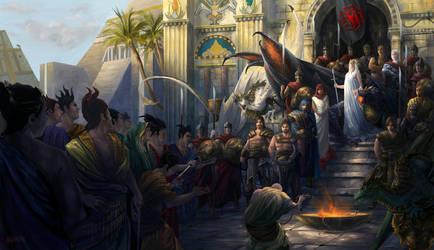 The Surrender of Mereen