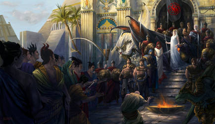 The Surrender of Mereen