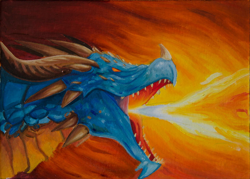 Dragonfire by Steves3511