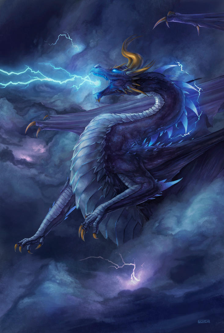 Bringer Of Storms by Steves3511