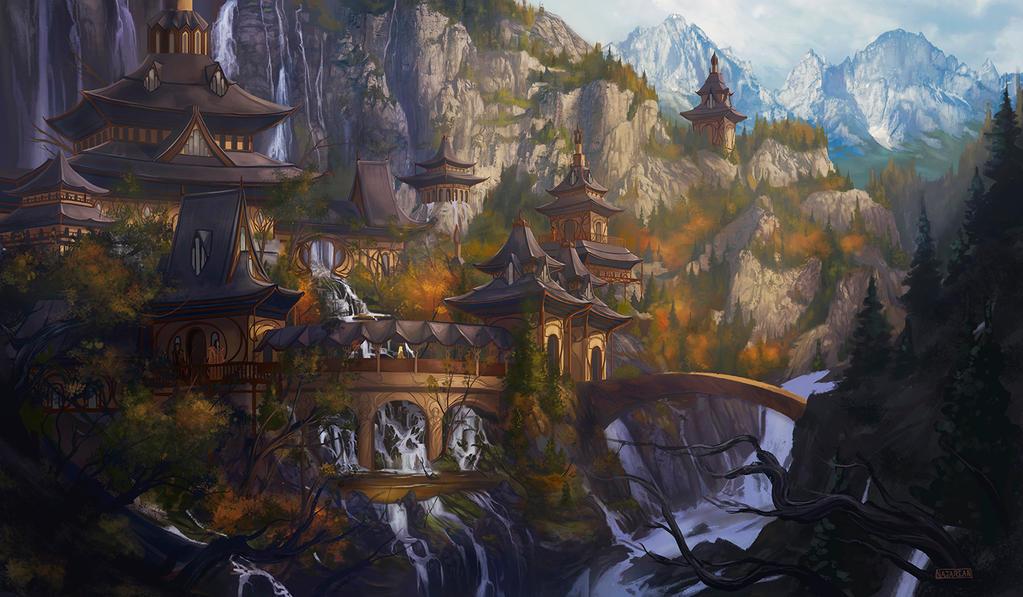 The Hidden Kingdom by Steves3511