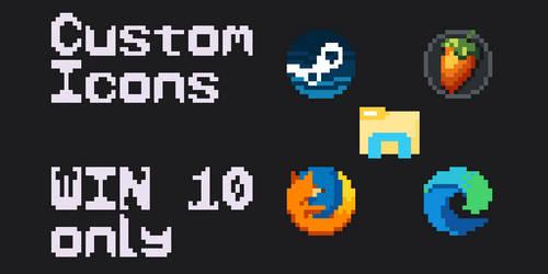 Custom Icon pack