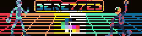 Derezzed palette example