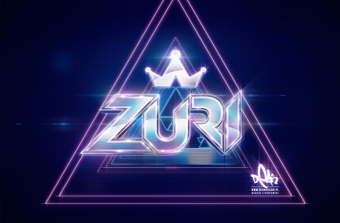 ZURI Personal logo by =Dean-Site