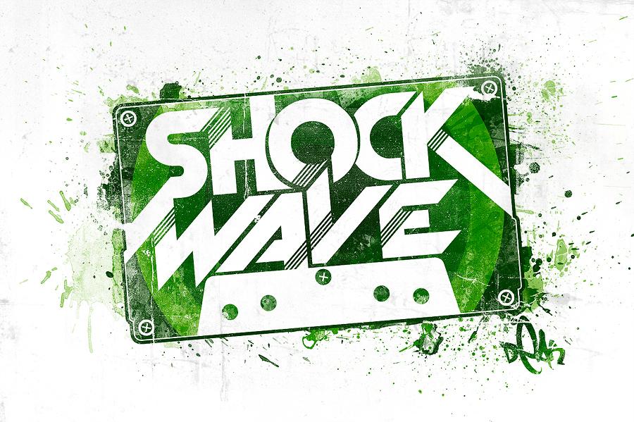 SHOCKWAVE Label by DigitalDean