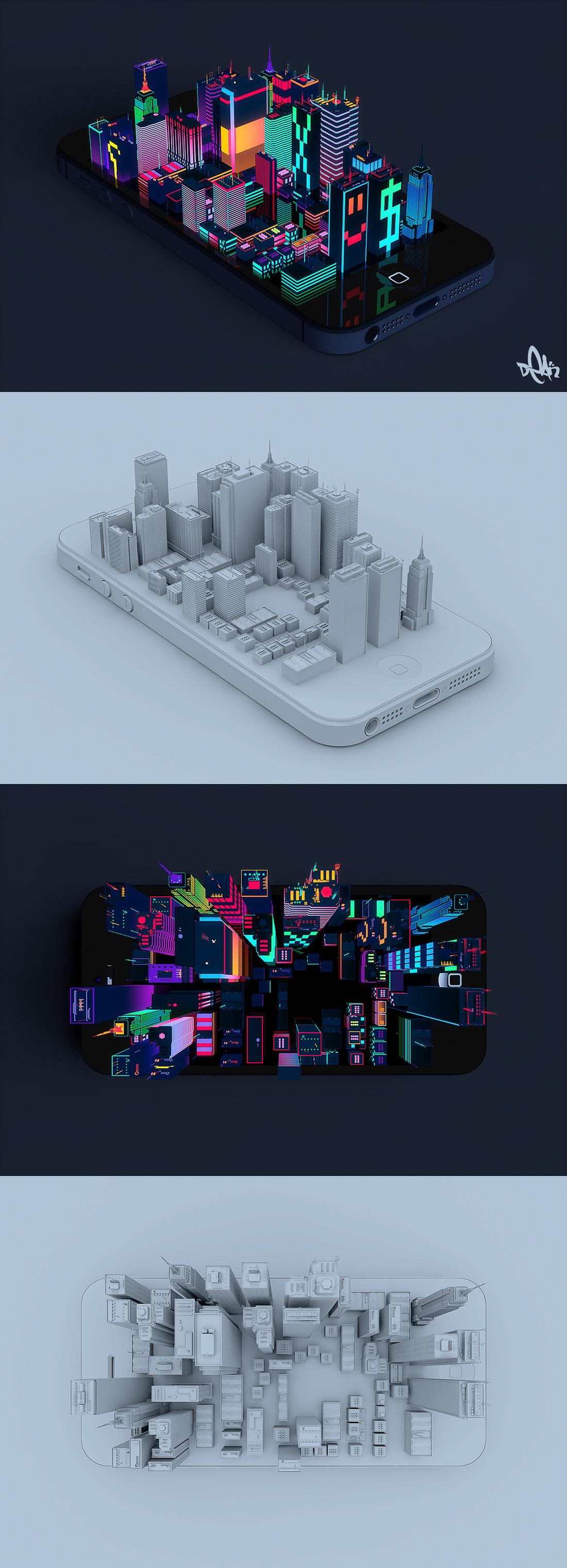 Digital City by DigitalDean