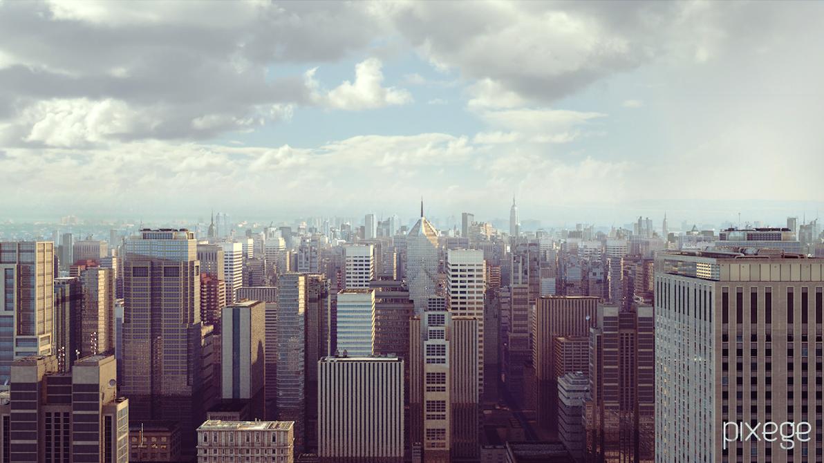City by DigitalDean