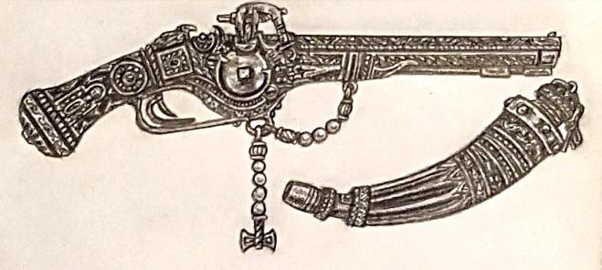 Avras Pistol (T9A)