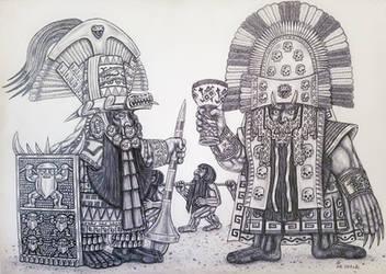 Infernal Dwarves of the Torture Valleys by KarakNornClansman