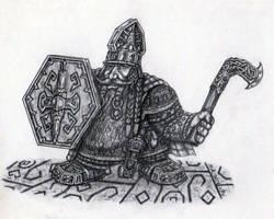 Dwarf of the Maidens by KarakNornClansman