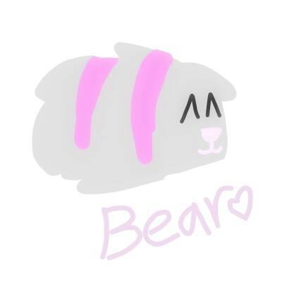 Noisy Bear by DragonWolfGirl2