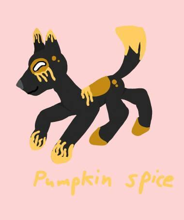 Pumpkin Spice by DragonWolfGirl2