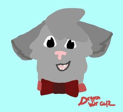 Kitty cat by DragonWolfGirl2
